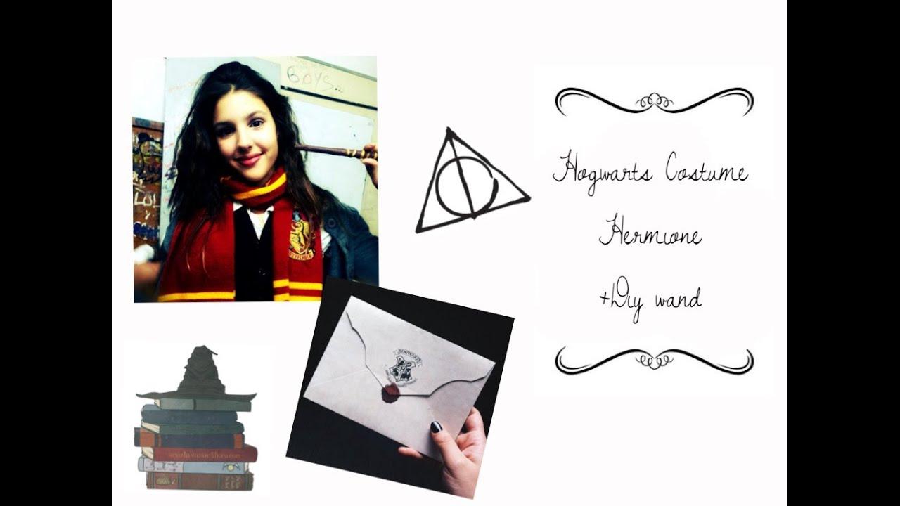 Hermione Granger Halloween Costume