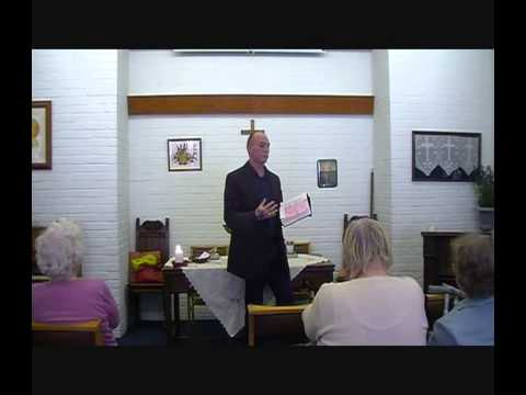 Wake up you women at St Andrews Methodist Church Ilkeston by Pastor George McMullan