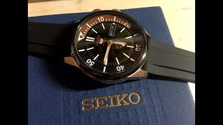 """Seiko """"SRPB32K1"""" - A Vintage Inspired Affordable Dive Watch"""