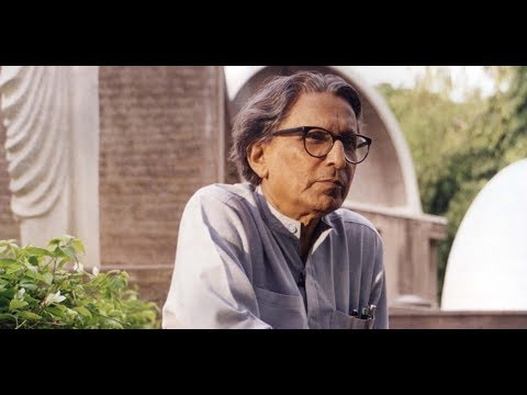 "Pritzker Architecture Prize Laureate Lecture: ""Paths Uncharted"" with Balkrishna Doshi"