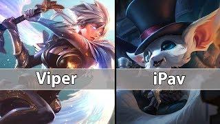 [ Viper ] Riven vs Gnar [ iPav ] Top - Viper Riven Stream