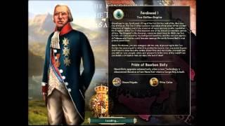 Kingdom of Two Sicilies - Ferdinand I | War