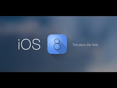 Ios Update Ios 8 How To Upgrade
