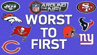 Which Team is Most Likely to go from Worst to First in 2018? | NFL