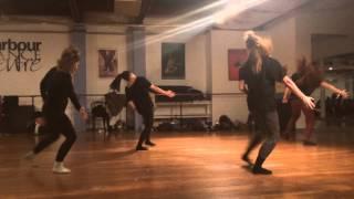 M O O N D U S T / Benjamin Ritter Choreography