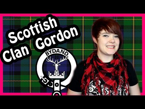 Scottish Clans - Clan Gordon