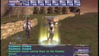 FFXI Chasmic Hornet Duo