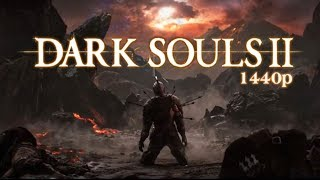 Dark Souls II PC Gameplay FullHD 1440p