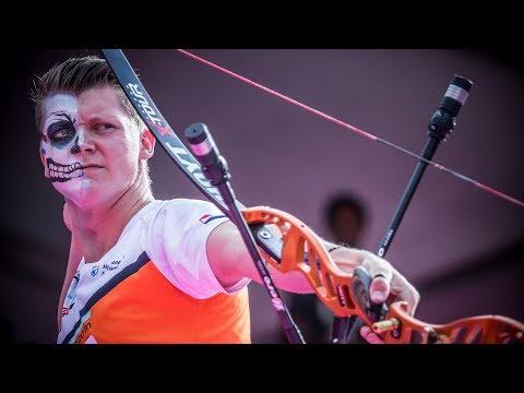 Netherlands-Mexico Exhibition Match |Mexico City 2017 Hyundai World Archery Championships