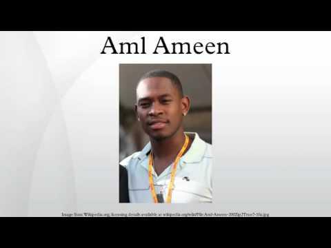Aml Ameen
