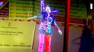 Amazing Circus Rings Dance Performance by a Beautiful Girls | Acrobatic Circus Best Ring Dance