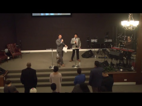 Join us live for our morning service!