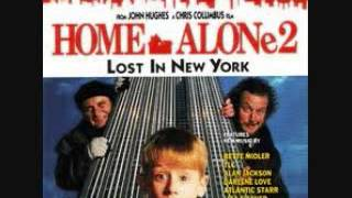 Home Alone 2: Lost In New York Soundtrack  (Track #09) Cool Jerk [Christmas Mix]