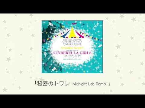 【アイドルマスター】「秘密のトワレ -Midnight Lab Remix- / Taku Inoue」