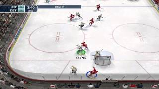 NHL 2009 Gameplay [HD]