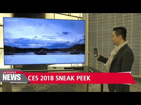 Samsung and LG Electronics to present AI, IoT based products, services at CES 2018