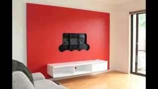 Floating Wall, The Makings Of....