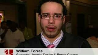 William Torres - Ashworth Jewelry Design & Repair Graduate