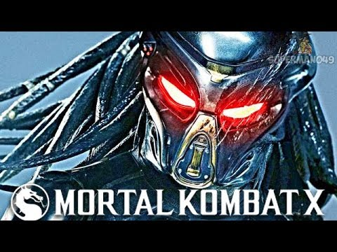THE GREATEST CHARACTER OF ALL TIME! - Mortal Kombat X:
