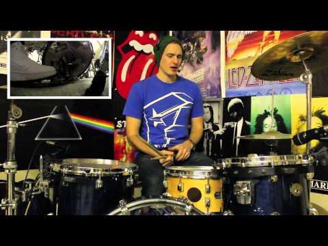 Cool 9 Stroke Drum Fill - Drum Lesson #168