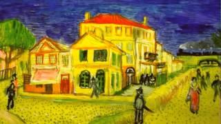 「黄色い家」は、1888年9月にフィンセント・ファン・ゴッホによって描か...
