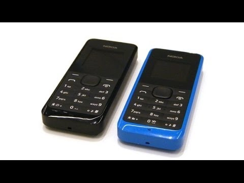 Nokia 105 Video Clips