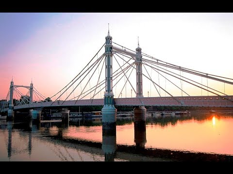 Highlights of Part 2 video - The Thames Path I've walk in 2011 UK Made By Huggie Huggie2love