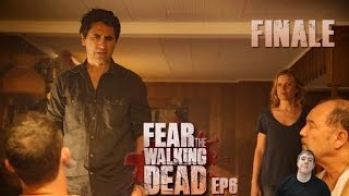 Fear The Walking Dead Season 1 Finale – The Good Man – Tonight! TC2 Final Q and A!