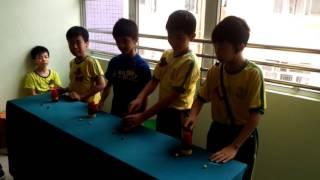 筲箕灣崇真學校(神奇魔術杯)