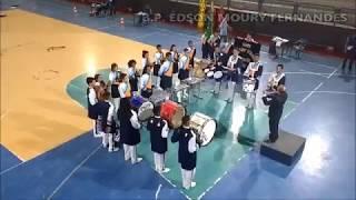 BANDA DE PERCUSSÃO EDSON MOURY FERNANDES SEMIFINAL X COPA PE DE BANDAS E FANFARRAS