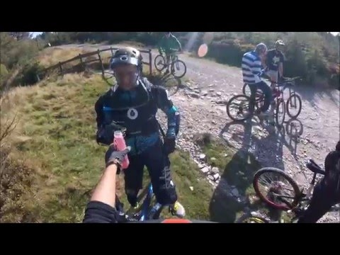 Beautiful Llandegla Forest Nature and MTB Documentary