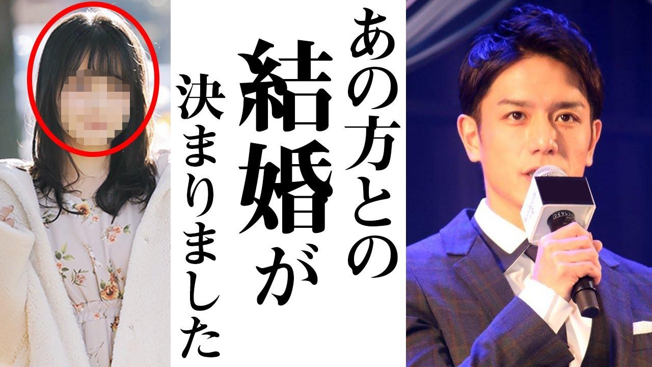 【激震】滝沢秀明が電撃結婚へ‼︎ お相手がアノ女性で一同 ...