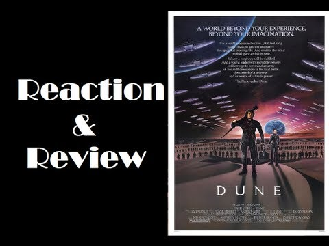 """""""Dune"""" Reaction & Review"""