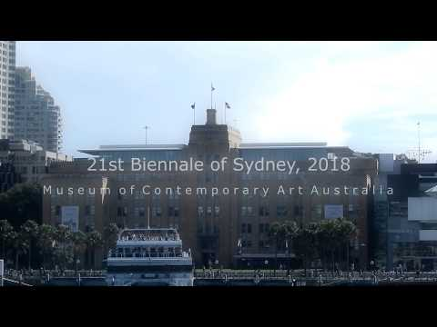 21st Biennale of Sydney (2018), Art Gallery of NSW & Museum of Contemporary Arts, vlog