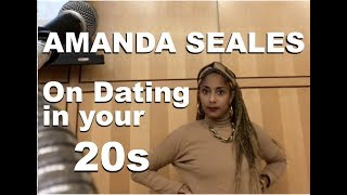 Amanda Seales talks
