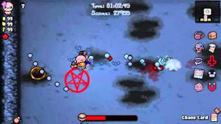 ISAAC AFTERBIRTH LOST HUSH CHAOS CARD KILL
