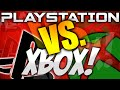 PLAYSTATION PLAYERS VS. XBOX PLAYERS! (Black Ops 3 Gameplay/Commentary)