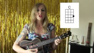 Red Chilli Audio ukuleles demonstrated by Laura Kidd