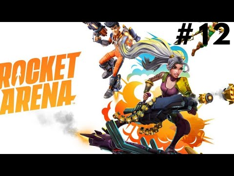 rocket arena #12  