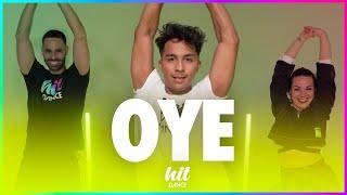 Oye - Gloria Estefan | HIT DANCE (Coreografía | Salsa)