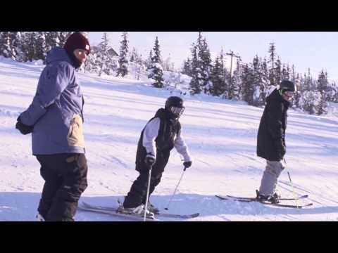 CENTER - A ski and snowboard documentary from the mid-county of Buskerud, Norway