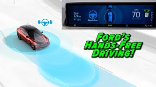 """I """"Drove"""" Ford's Hands Free Driving System In The New Mach E GT!"""