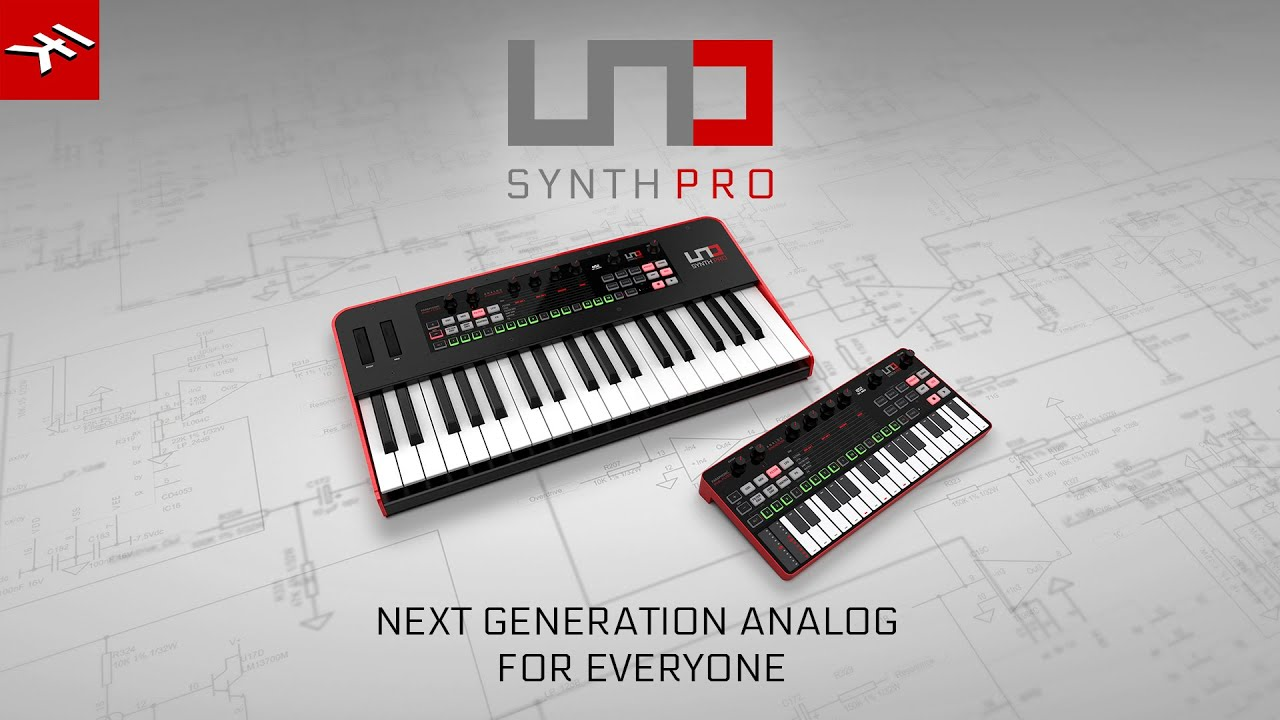 UNO Synth Pro - Next generation analog for everyone