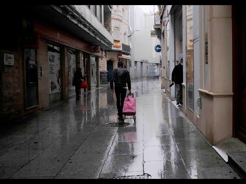 Córdoba celebra la Inmaculada Concepción bajo la lluvia