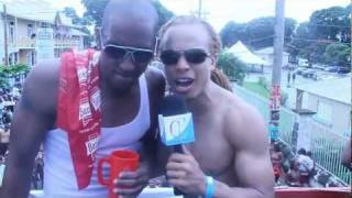 Barbados Crop Over 2011 BAJE Part 1 with Rihanna Carnival Live TV