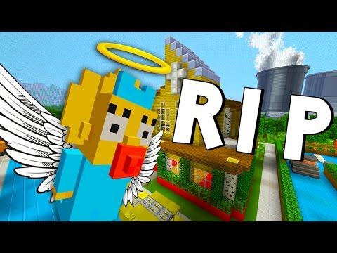 Bart Simpson MAGGIE DIES   The Simpsons    Minecraft Xbox [60]