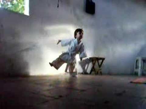 Karate Kid Frederico