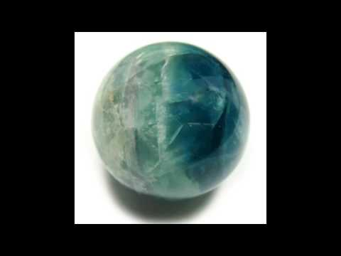 Healing Crystals Blue Fluorite Information Video