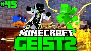 PROFESSOR NASE VS GRÜNES KEKSMONSTER?! - Minecraft Geist 2 #45 [Deutsch/HD]