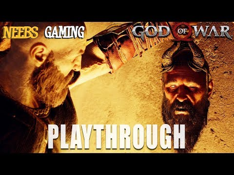 God of War Playthrough - Ahead of the Game
